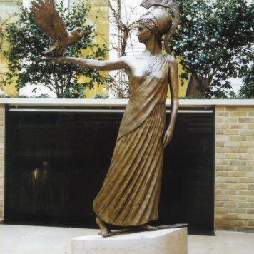 Minerva - Tanya Russell Sculpture