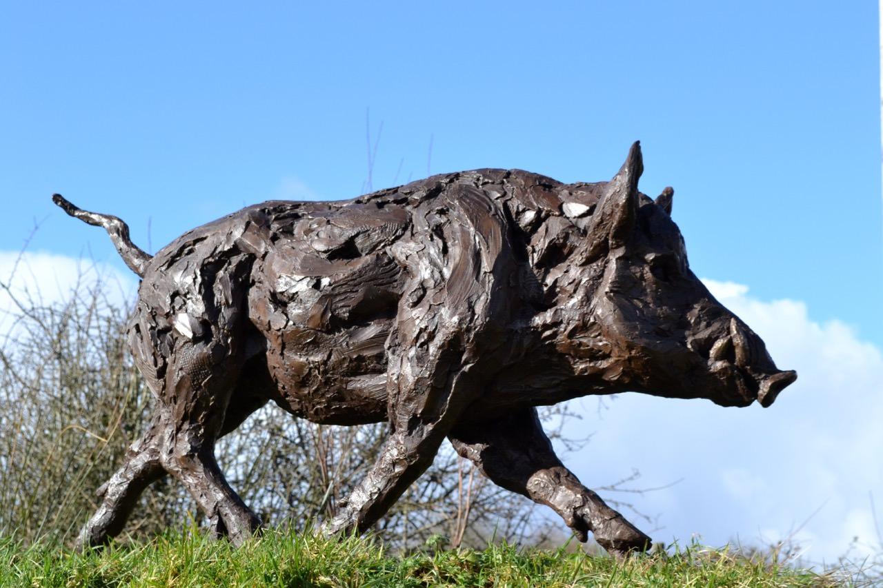 Wild Boar 4 - Tanya Russell
