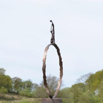Stargazers 5 - Tanya Russell Sculpture