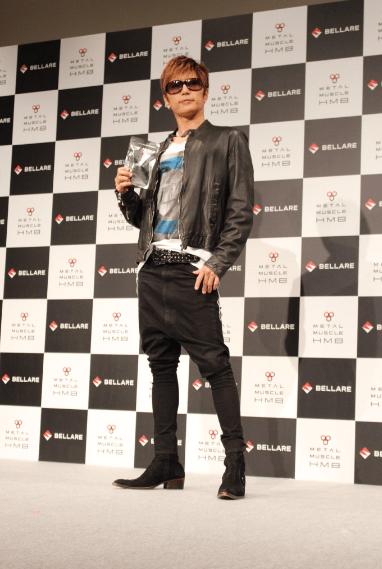 めざまし GACKTが簡単トレーニング法伝授!! 4/5 フジ