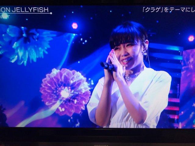 Mステ Flower鷲尾伶菜 歌詞を間違えて謝罪 5/12