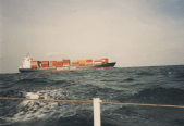 Container Vessel - Freight on the Move