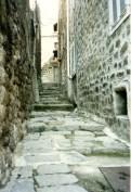 Sartenne Street (Corsica)