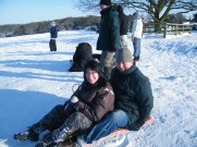 2010 Birthday in the Snow