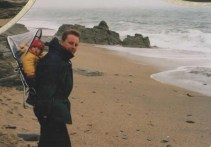 Kynance Cove - Dec'99