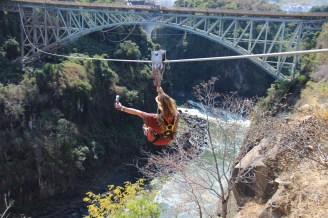 Day 20 - Zip Wire over the Gorge