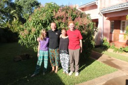 Day 14 - Zomba Morning Departure