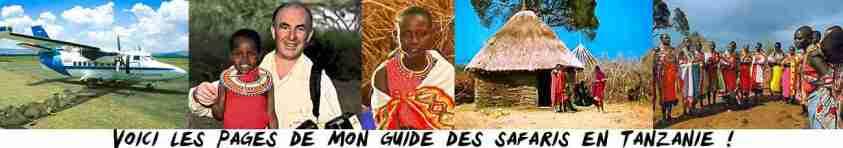 Carte de la grande migration. Voyage Tanzanie, présentation, guide, climat, trucs et astuces, divers
