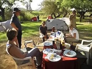 Campement lac Eyasi, Tanzanie