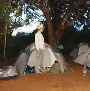 Campement Tanzanie