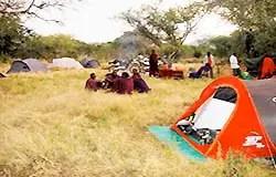 Campement en compagnie des Massai Tanzanie