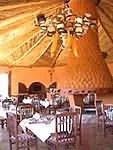 Lodge en brousse en Tanzanie