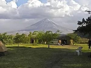 Volcan Lengai Tanzanie