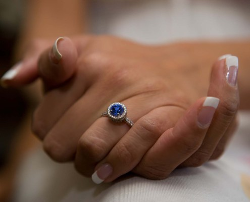 Tanzanite Wedding Rings Designs