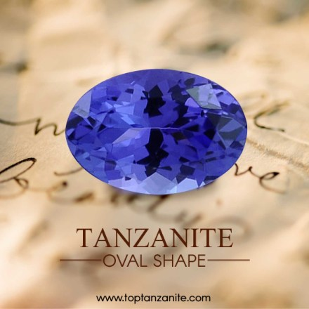 oval-cut-tanzanite