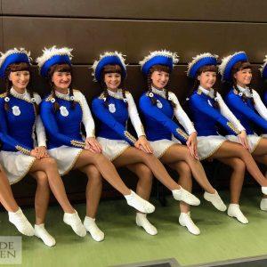 Tanzgarde Wasungen Weibliche Garde