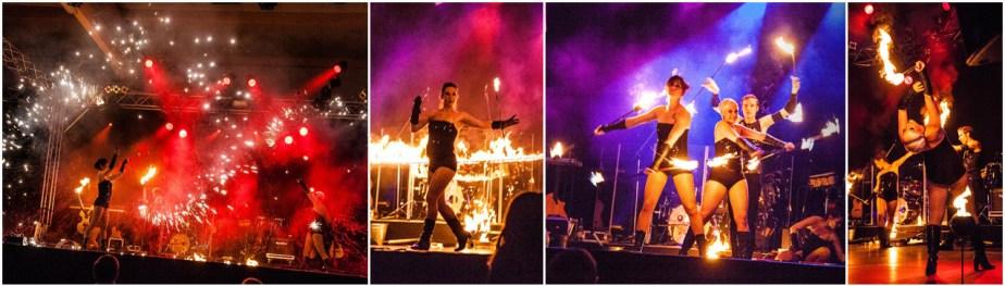 NOCTURNE - Die elegante Feuershow von Tanzlicht K aus Frankfurt am Main mit abwechslungsreichem Feuertanz, vielseitiger Feuerjonglage, beeindruckenden Feuereffekten und niveauvoller Feuerartistik