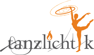 Tanzlicht K - Tanz, Lichtshows und Feuerartistik Logo