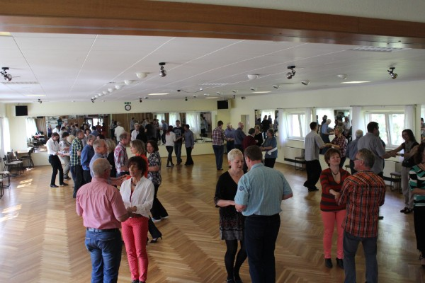 Training des Kreisfachverband Tanzen
