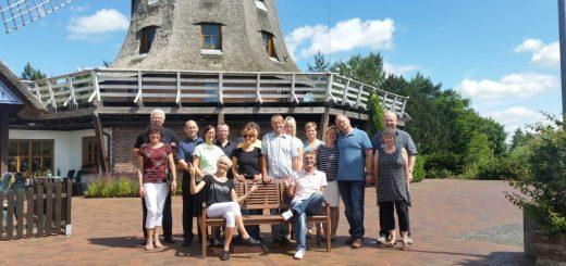 Anfänger-Kürs in der Lewitz-Mühle