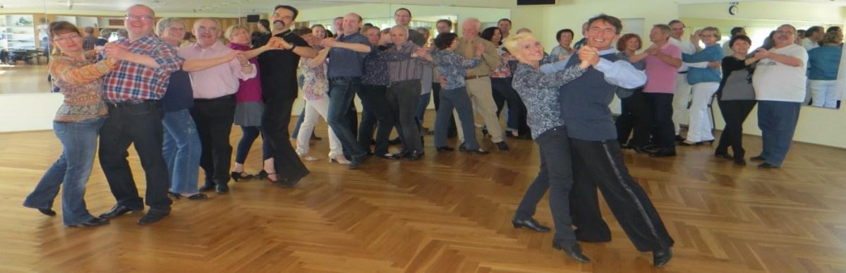 Training Kreisfachverband Tanzen im KSB Celle