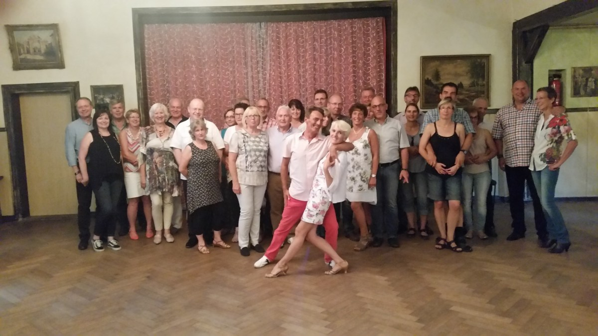 Videos und Bilder Disco-Chart Workshop Wienhausen Sommer 2015