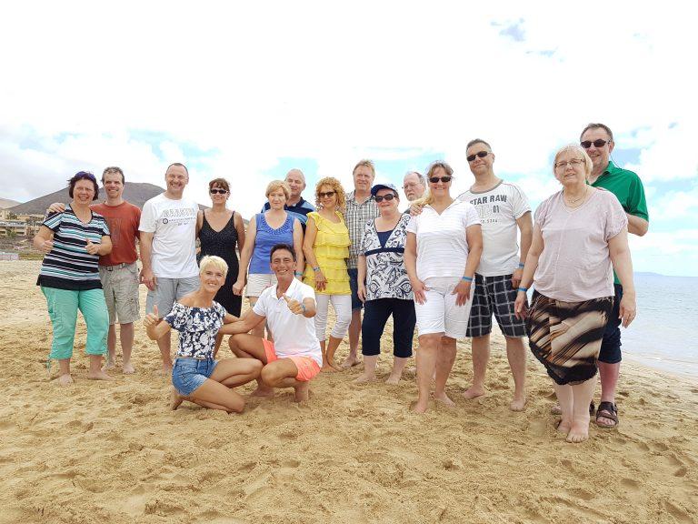 Tanzreise nach Fuerteventura mit der Tanzschule Vosshans
