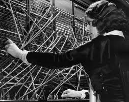 Old school switchboard operator. What is Neurokinetic Therapy.