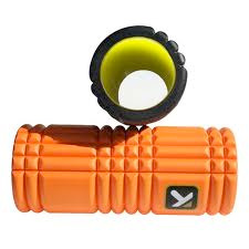 The Grid foam roller by Trigger Point Therapy for self massage