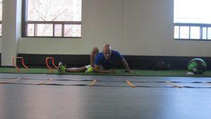Movement Coach Gavin Broomes