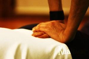Le shiatsu, soigner par la pression des mains
