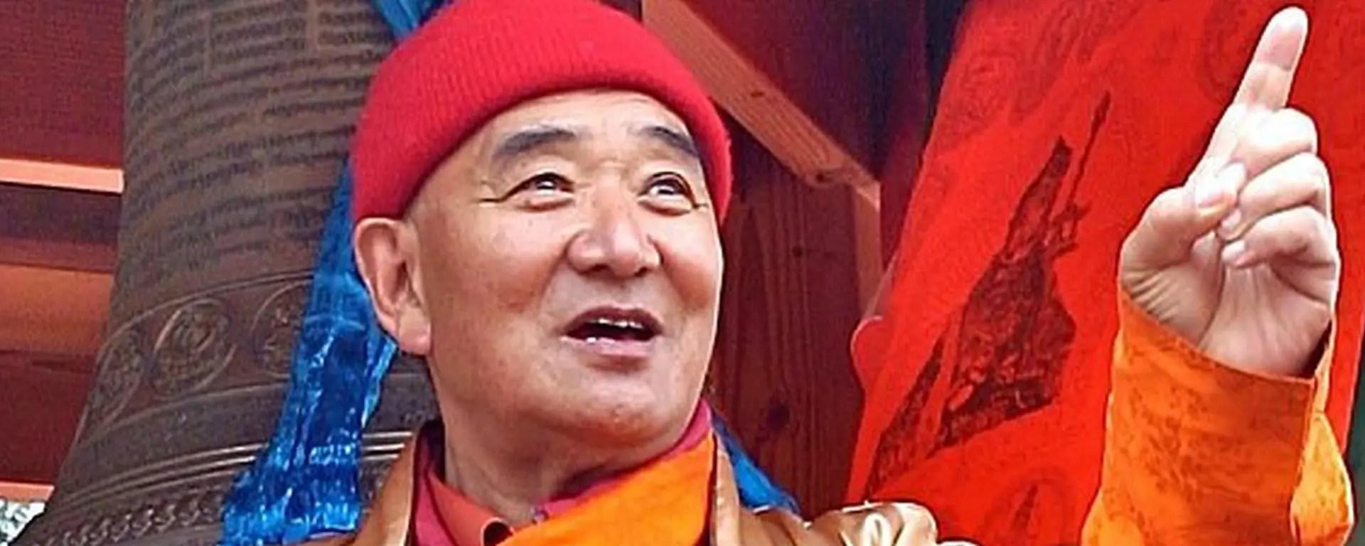 Entrevista a Tarthang Tulku Rimpoché