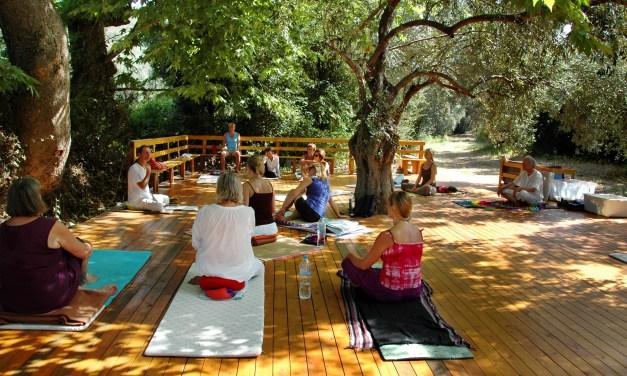 Qigong, Yoga, Wandern, Meditation auf der Halbinsel Pilion in Griechenland