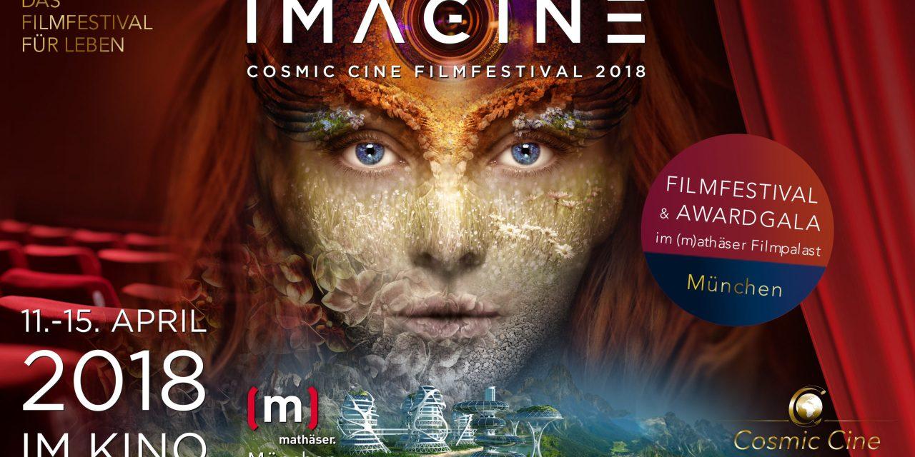 Cosmic Cine® Filmfestival – das Festival für's LEBEN