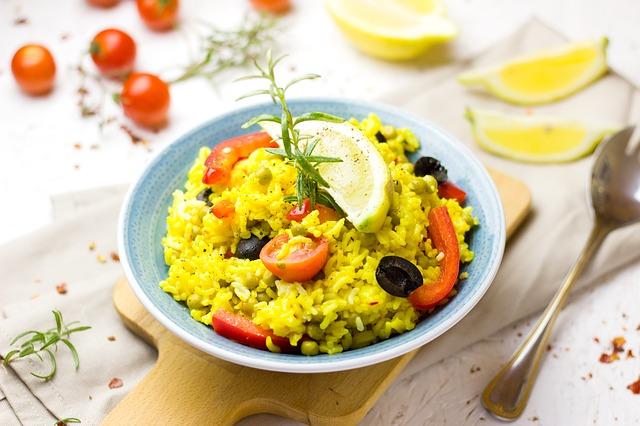 Paella – vegan!
