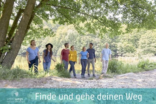 Wandercoaching – Natur erleben – Lebensfragen und nächste Schritte klären