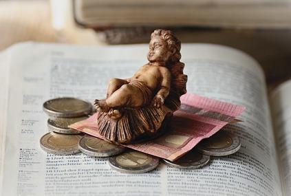 Religiöse Glaubensmuster über Geld und deren starke Wirkung