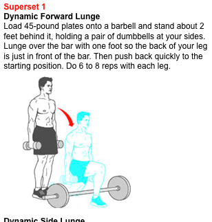 DynamicLunge