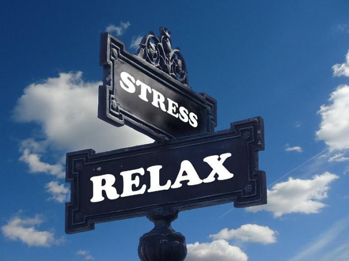 crossroads stress or relax