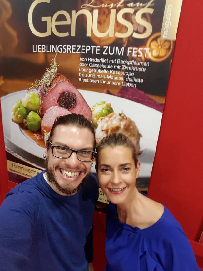 Selfie Anke und Stefan