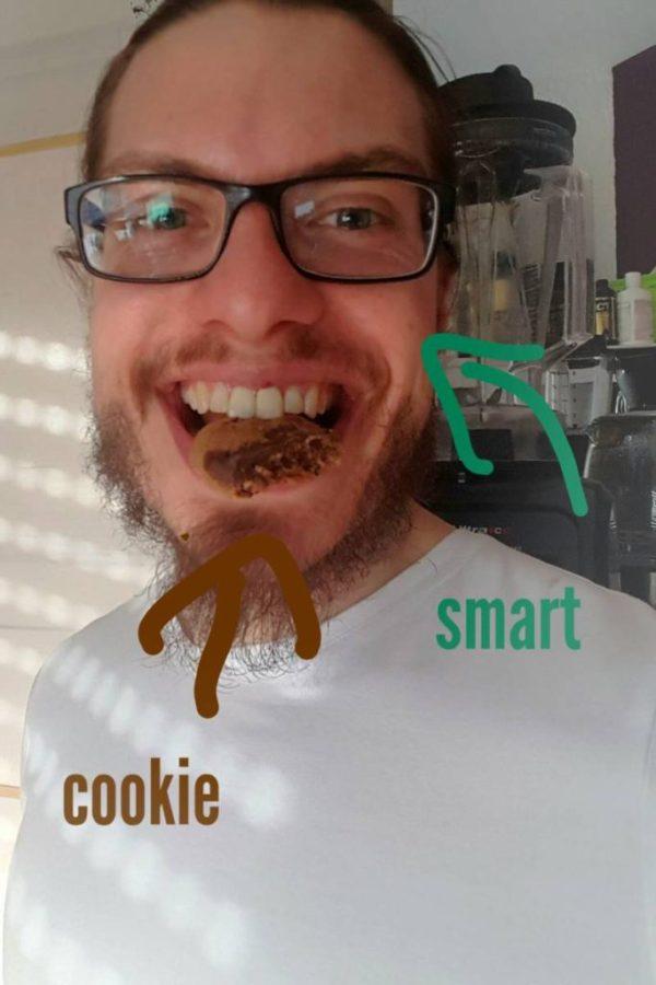 Ben Greenfield: Smart Cookie