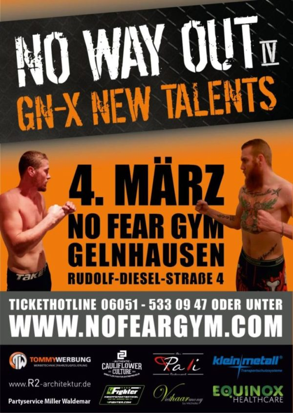 No Way Out IV