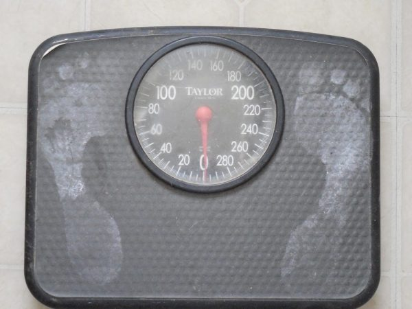 Weight Loss: The Scale