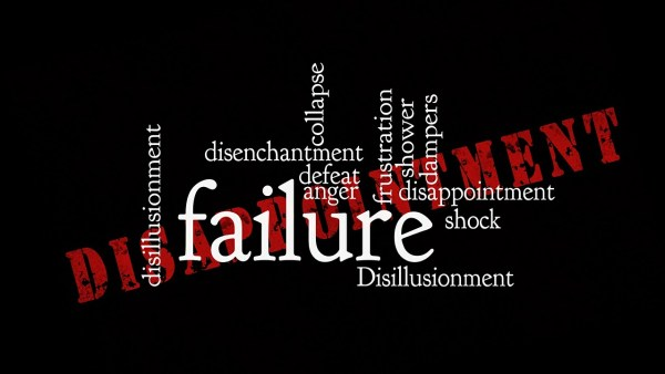 Failure: Words