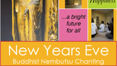 New Years Eve Nembutsu 2017