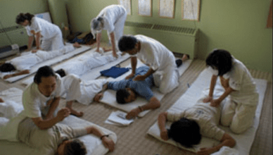 Tao Shiatsu Workshop