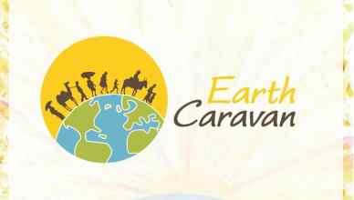 Earth Caravan Support Report 2016