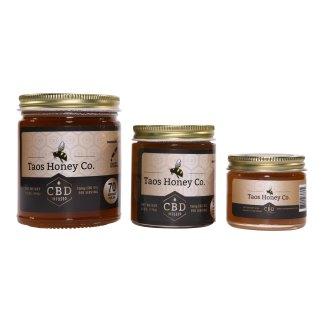 CBD Honey: Black & Gold formula