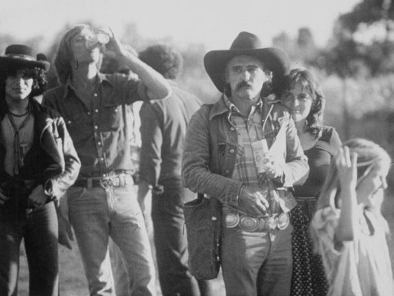 RR & DH Lama, NM 1978