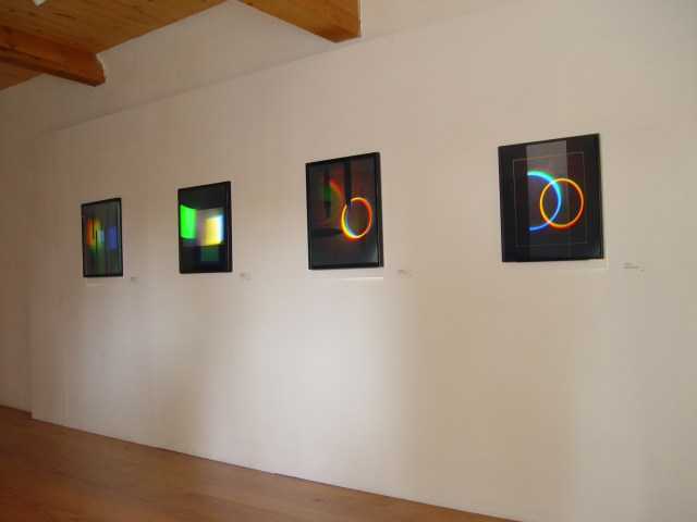 August Muth Holograms Exhibition III